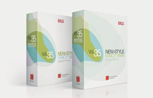 国外品牌宣传册设计案例