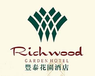 东莞丰泰花园酒店标志设计