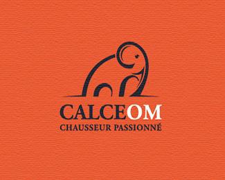 calceom商标设计