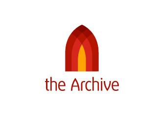 the archive标志设计欣赏