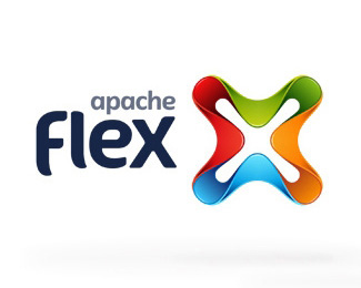 flex立体标志