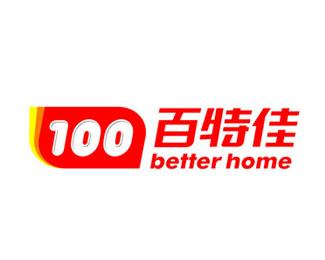 天津百特佳超市标志设计