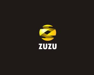 zuzu音乐网站标志设计