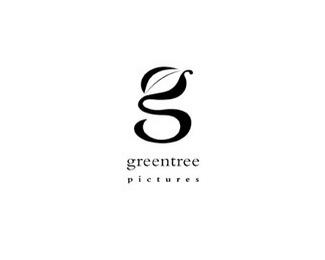 格林豪泰logo设计