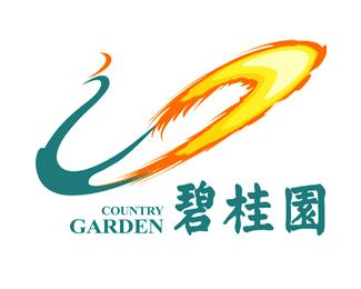 碧桂园地产logo标志设计欣赏