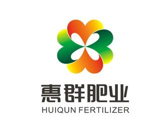 惠群肥业标志设计欣赏