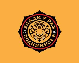 柔道馆标志