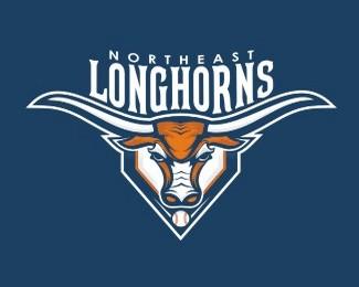 公牛篮球队标志设计