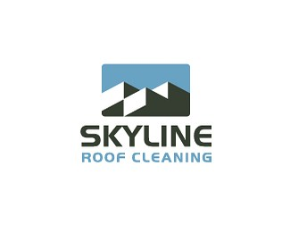 天际屋顶标志设计