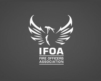 鹰logo标志