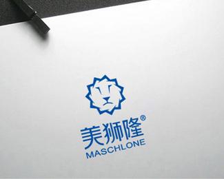 上海美狮隆门窗建材形象vi设计