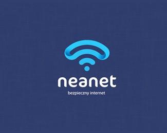 国外无线网络供应商标志设计