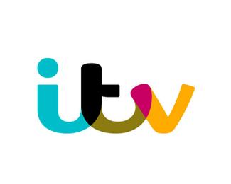英国ITV电视台标志设计