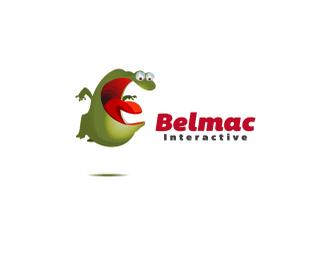 贝尔马克互动游戏标识