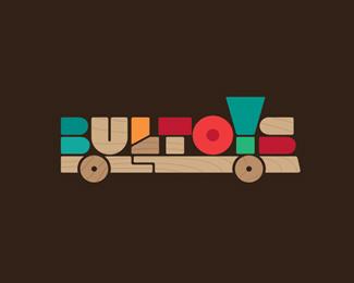 保加利亚木制玩具制造商标识