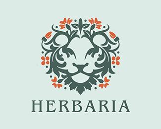 Herbaria标识设计