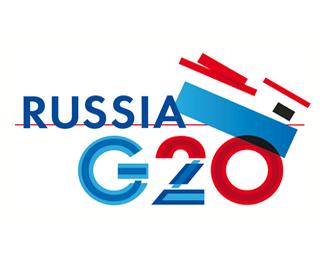 俄罗斯轮值主席国标志G20