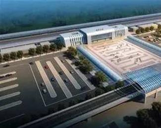青岛西站设计方案已公示,三种方案可供选择