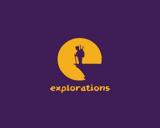 探索者标志