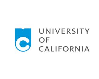 加利福尼亚大学标志University of California