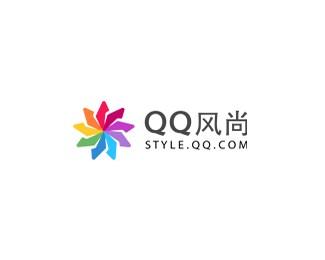 QQ风尚标志设计欣赏