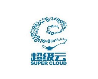 超级云标志设计作品欣赏