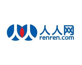 人人网logo欣赏