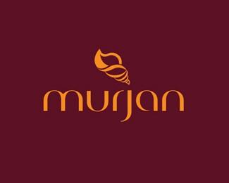 迪拜餐厅Murjan标志