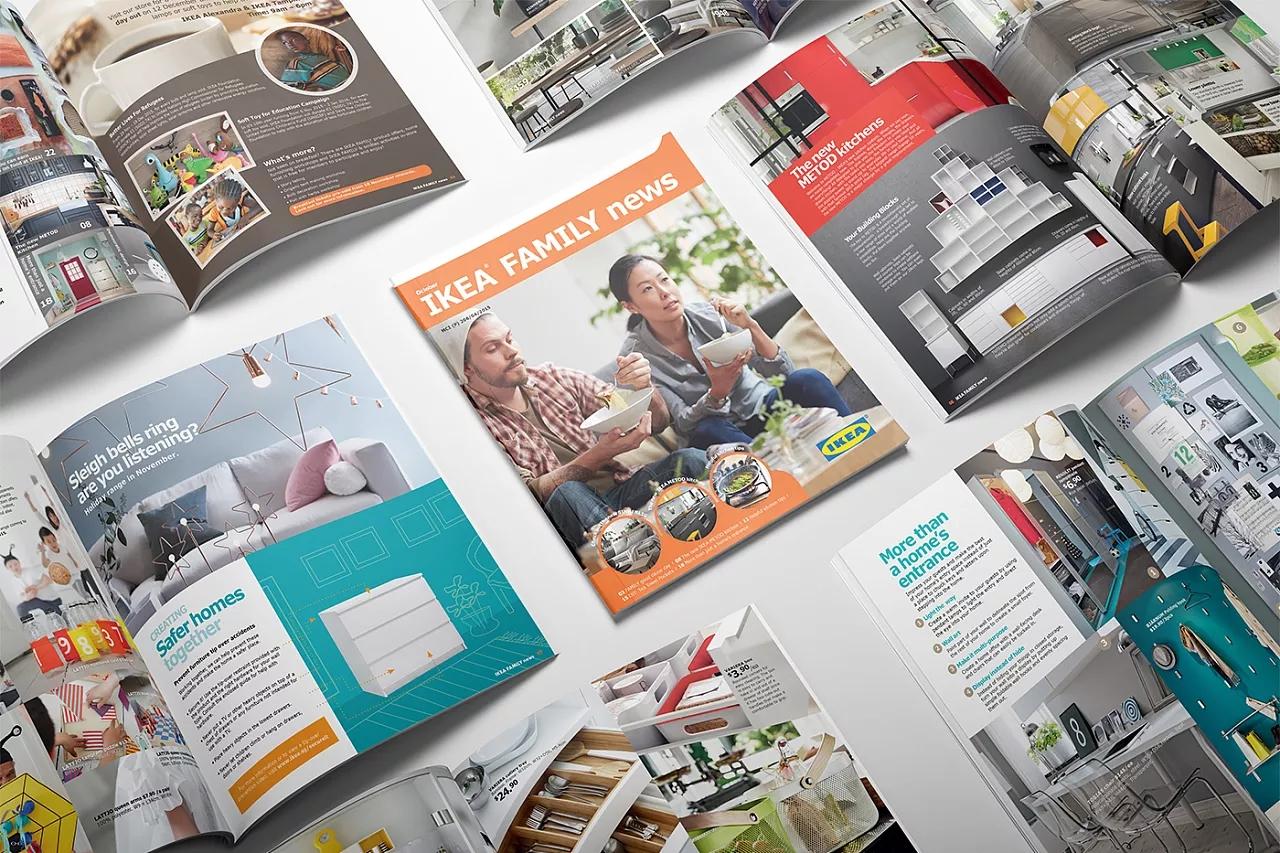 长沙产品系列家庭必备家具画册设计
