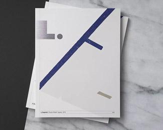 上海创意报告全英文版式画册设计