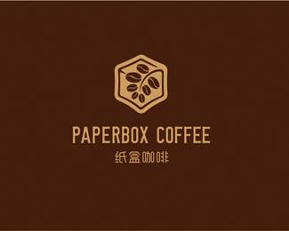 纸盒咖啡品牌VI设计欣赏PAPERBOX