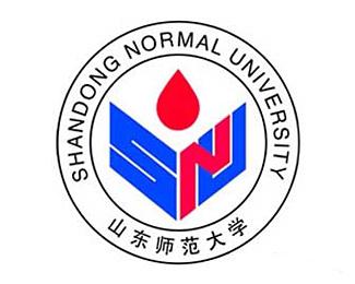 山东师范大学校徽标志