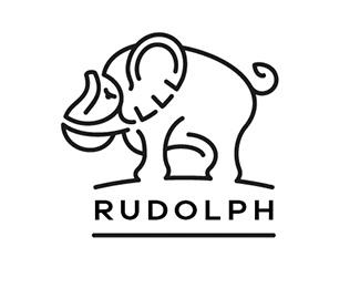 鲁道夫大象Rudolph标志