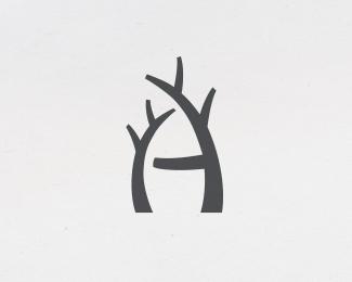 父子木材加工厂企业标志