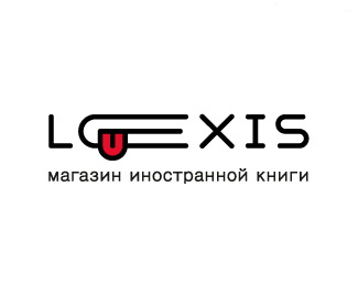 外文图书馆LEXIS标志