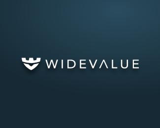 商业学校标志Widevalue