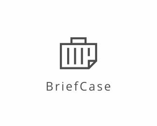 公文包图标BriefCase