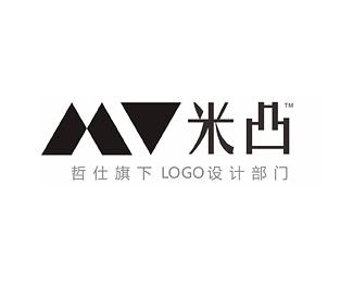 米凸设计网站logo