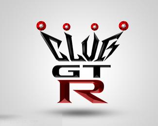 GTR CLUB标志