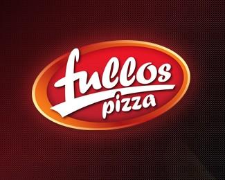 福州披萨店标志